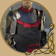 LARP Ratio gorget and shoulders